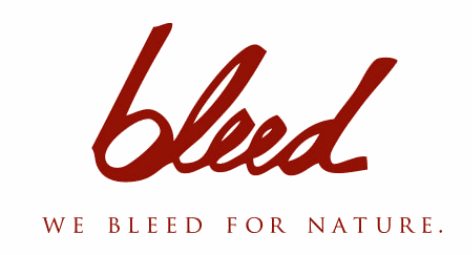 We bleed for nature